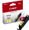 Tusz Canon  CLI-551XL Y  Yellow  iP7250; MG5450; MG6350