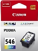 Tusz Canon  CL-546  Color  Pixma MG2450; MG2550