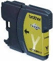 Tusz Brother  LC1100HYY  Yellow  DCP-6690CW; MFC-5895CW; MFC-6490CW; MFC-6890CDW  750str.