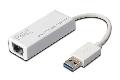 Karta sieciowa USB 3.0 LAN Gigabit Ethernet 10/100/1000 MB/s  Digitus