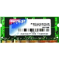 SODIMM    PC-800 DDR2     2GB CL 6.0  Patriot